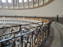whispering gallery at St. Paul's